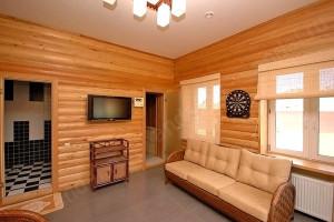 Внутреннее утепление дома под ключ и обшивка блок-хаусом