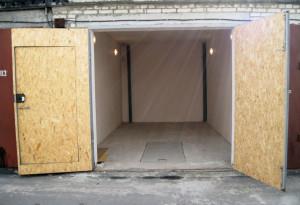 ремонт гаража, утепление гаража