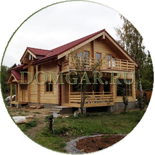 Деревянные дома строительство