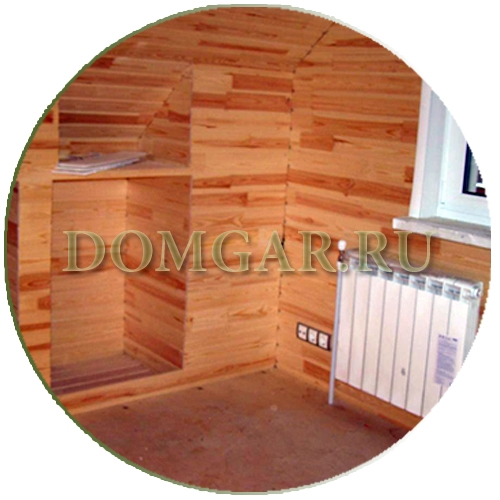 Строительство домов из сибита в Новосибирске - проекты и