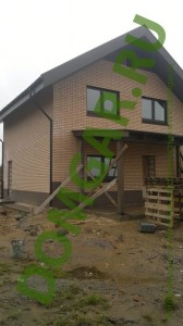 постройка дома из газобетона (газоблоков)