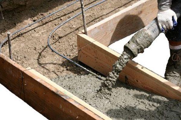 Погреб бетонный - монтаж бетонного погреба